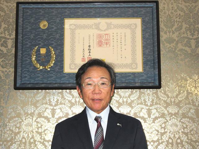 代表取締役社長 鈴木 寬